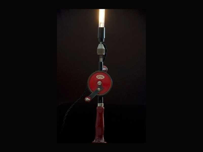 Handboorlamp Genko