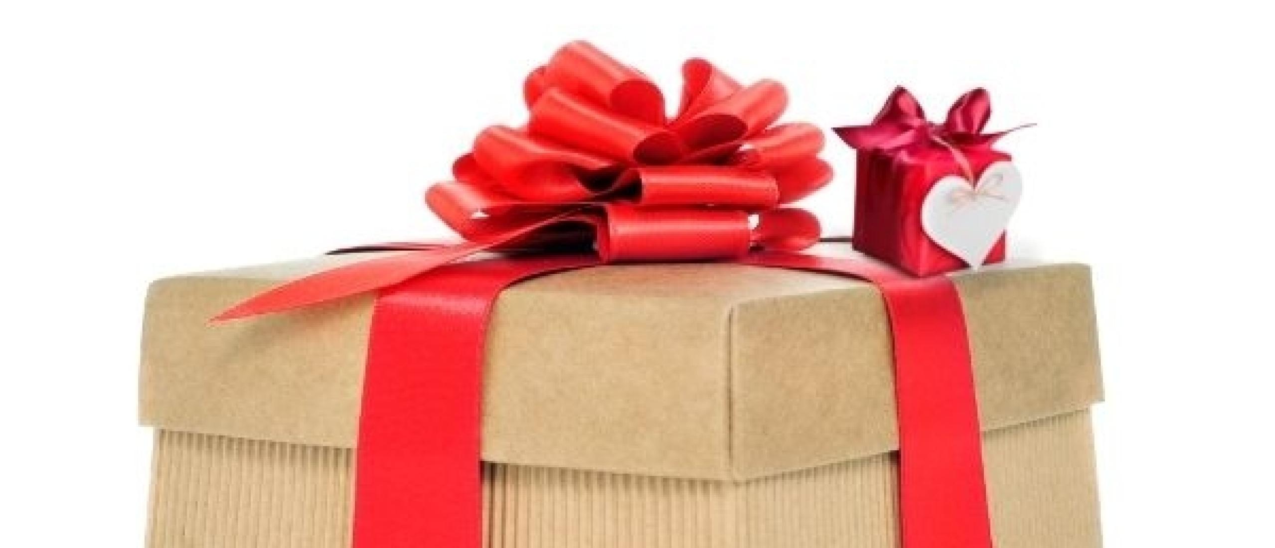 De persoonlijke boodschap afgeven met een duurzaam cadeau