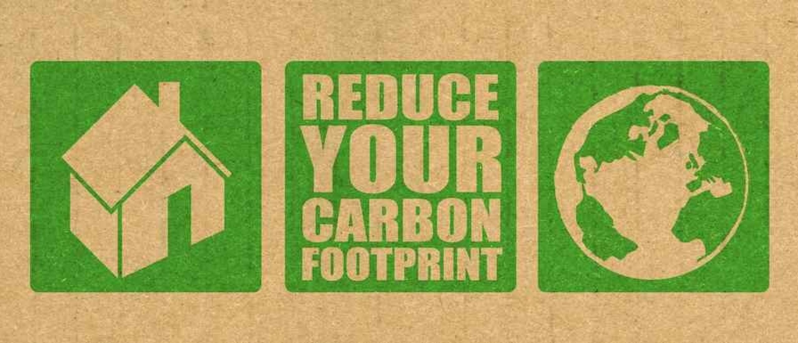 Ecologische voetafdruk verkleinen begin vandaag nog!