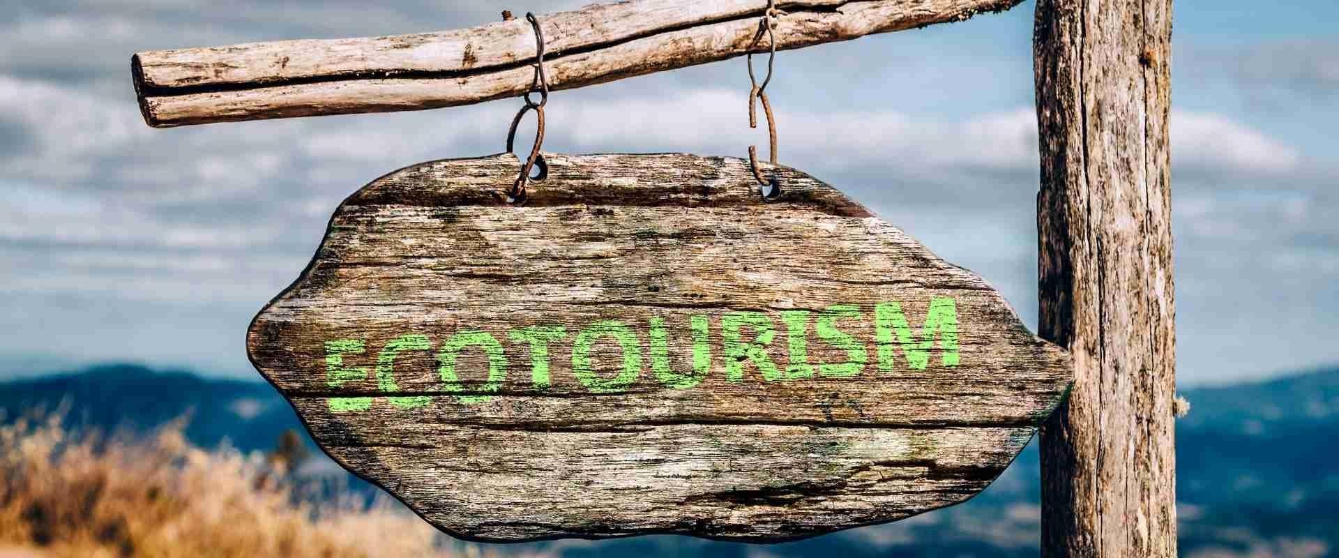 Wat is ecotoerisme?