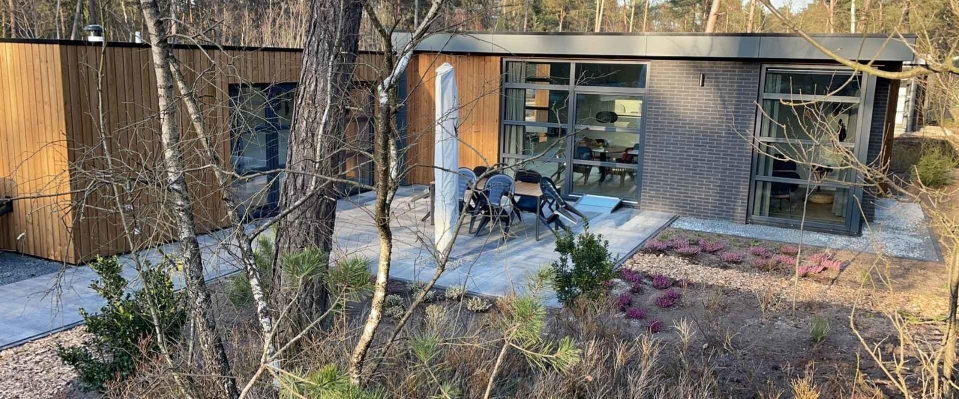 Huisje in het bos huren op de Veluwe