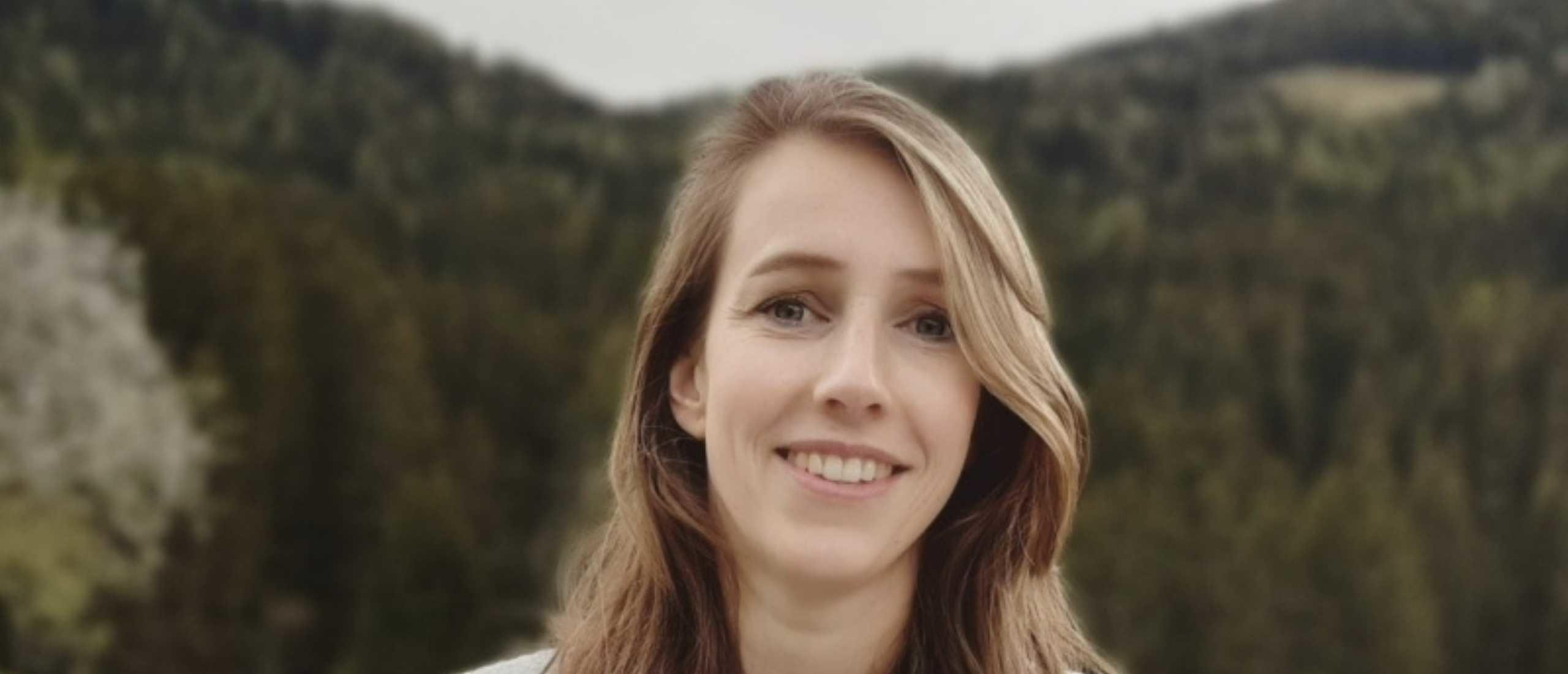 Kirsten Schoner uit Oberau, Wildschönau in Oostenrijk