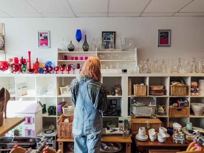 kringloopwinkels Leiden