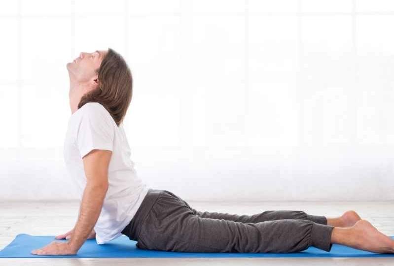 online yogalessen volgen