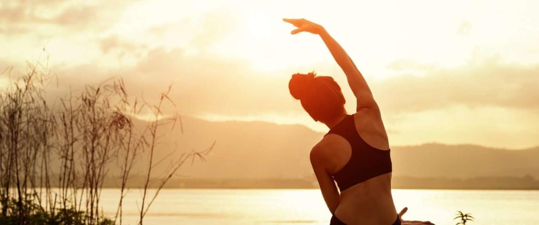 Yoga lessen online volgen