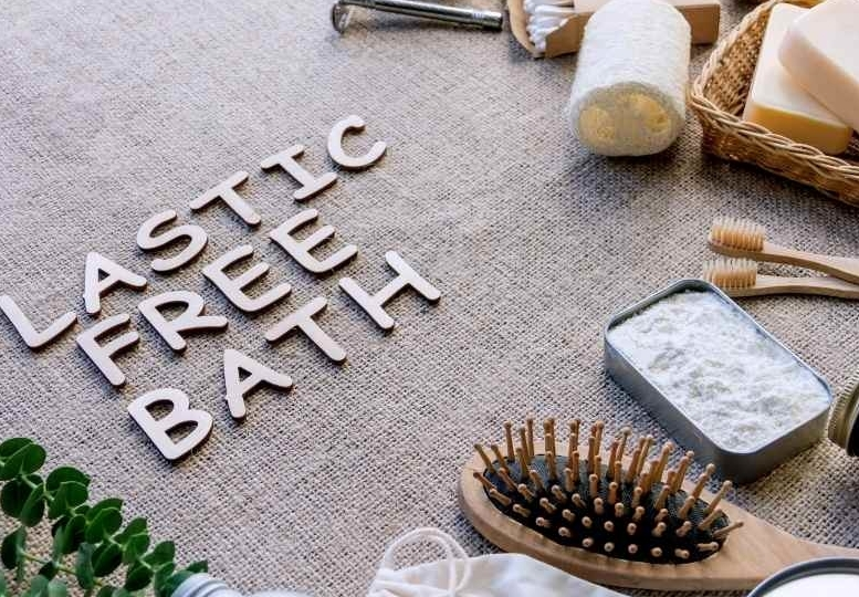 plasticvrij badkamer