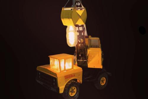 vrachtwagenlamp
