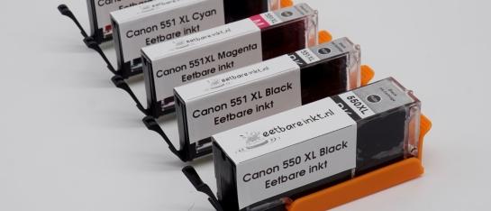 Canon 550 551 set