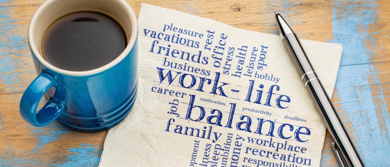 Beter in balans tijdens een periode vol stress en spanning