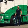 Een rugyogales voor vrachtwagenchauffeurs