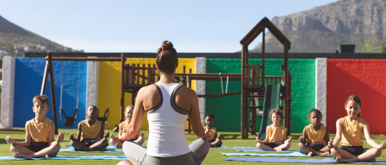 Waarom heb je deze yoga-opleiding gemaakt?