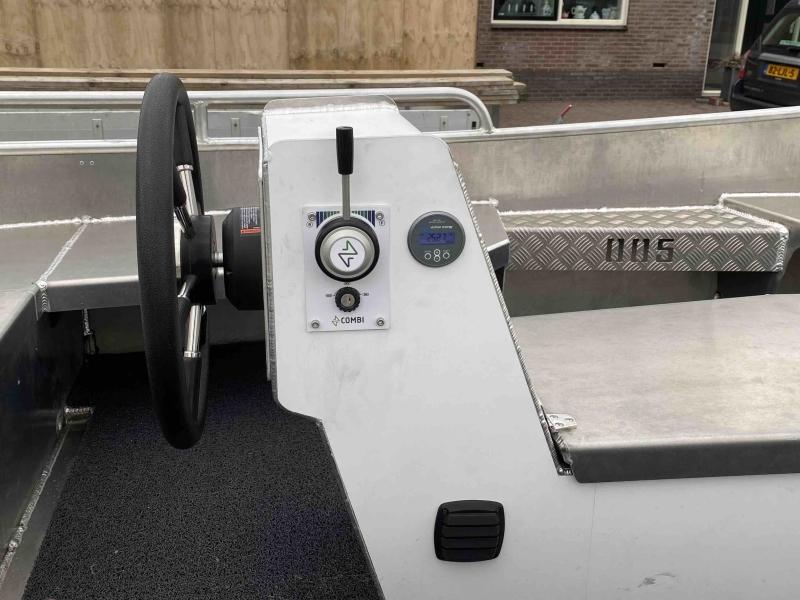 Alumax Next stuurstand met combi joystick te koop