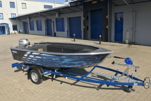 Brema 390 visboot
