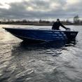 Brema aluminium visboot