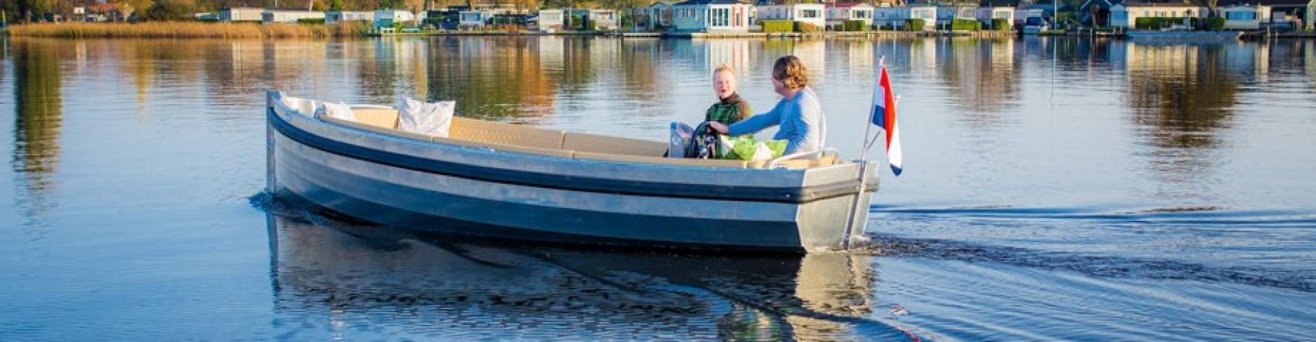 eagle boats classic 550 aluminium sloep