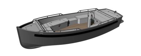 Robust 700 | Eagle Boats | Elektrisch Varen Centrum