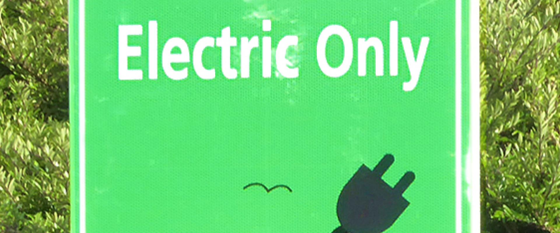 Overstappen op elektrisch varen