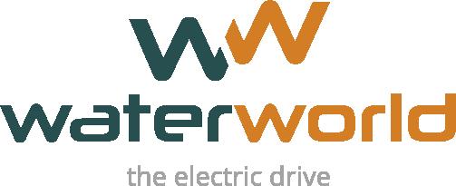 Water world elektrische binnenboord motoren