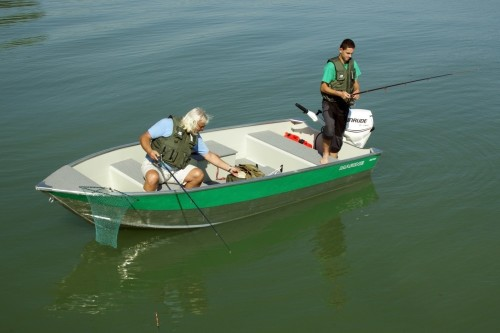 Nieuwe visboten | E-VC