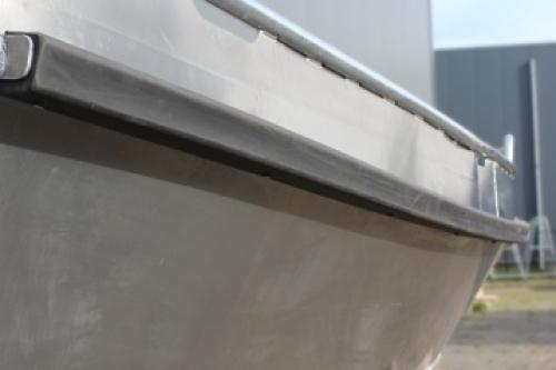 Pettersloep rubberen stootrand | Elektrisch varen centrum