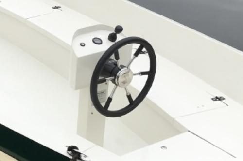 Pettersloep sportstuurwiel | elektrisch varen centrum
