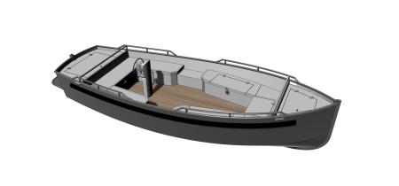 Robust 550 | Eagle Boats | Elektrisch Varen Centrum