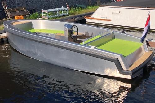 Tender 525 Eagle boats | Elektrisch Varen Centrum