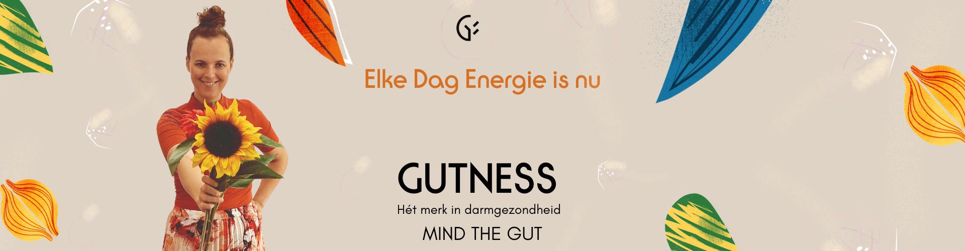 Elke dag energie is nu Gutness