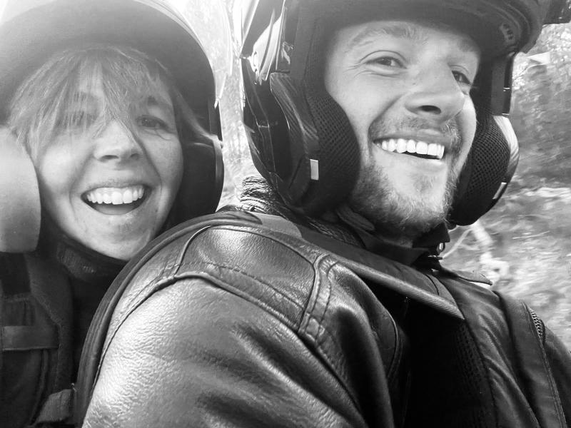 Jan en Ellen op Ibiza
