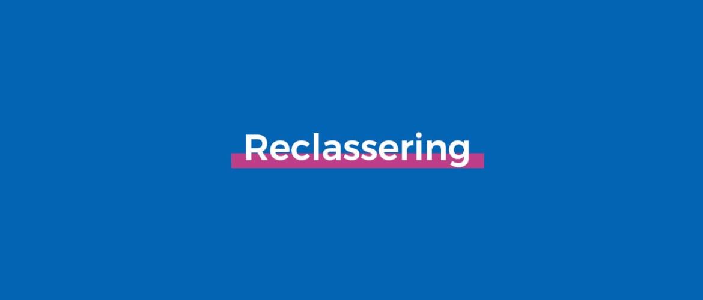 Wat is de reclassering?