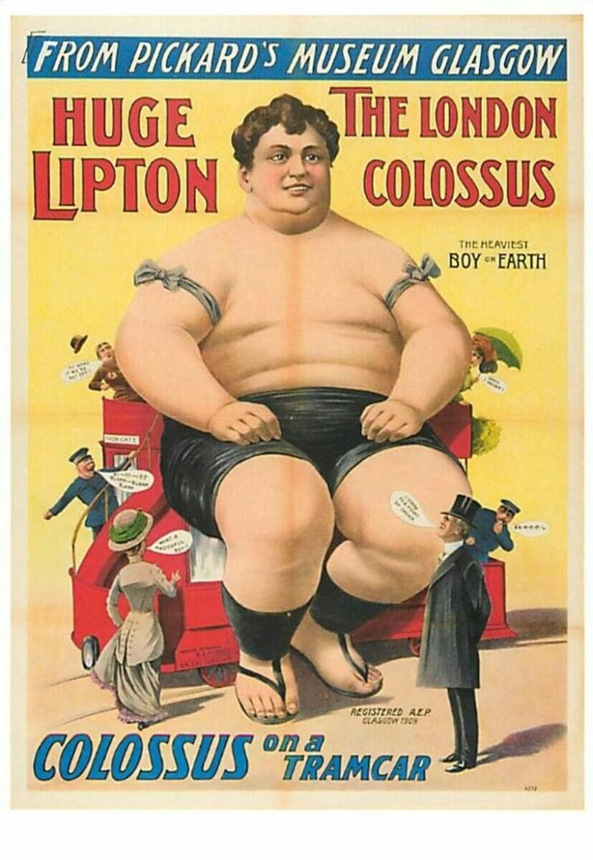 Circus fat man - afvallen zonder dieet