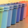 kleuren 22 liter Agro emmer