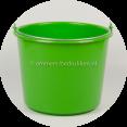 Lime groene emmer kalver