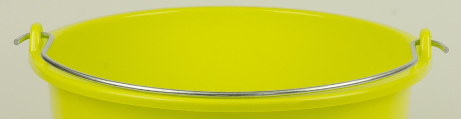 Gele emmer