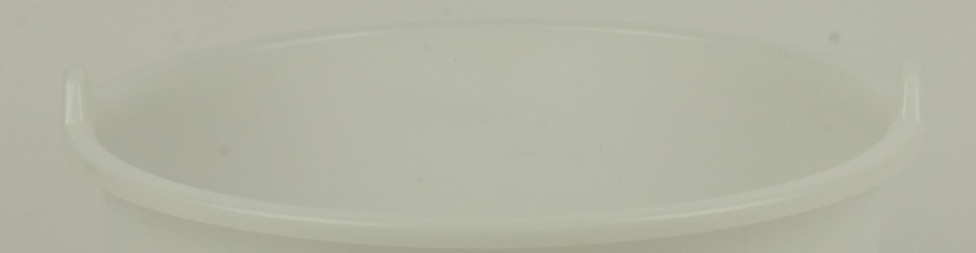 Melk witte emmer