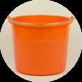 Oranje emmer