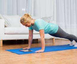 Gezond eten en meer bewegen