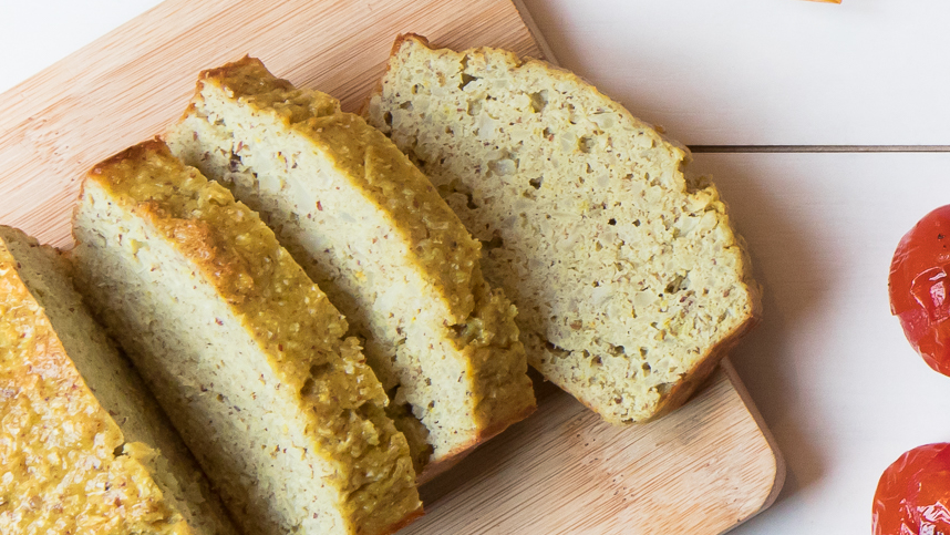 origineel kerstrecept bloemkoolbrood
