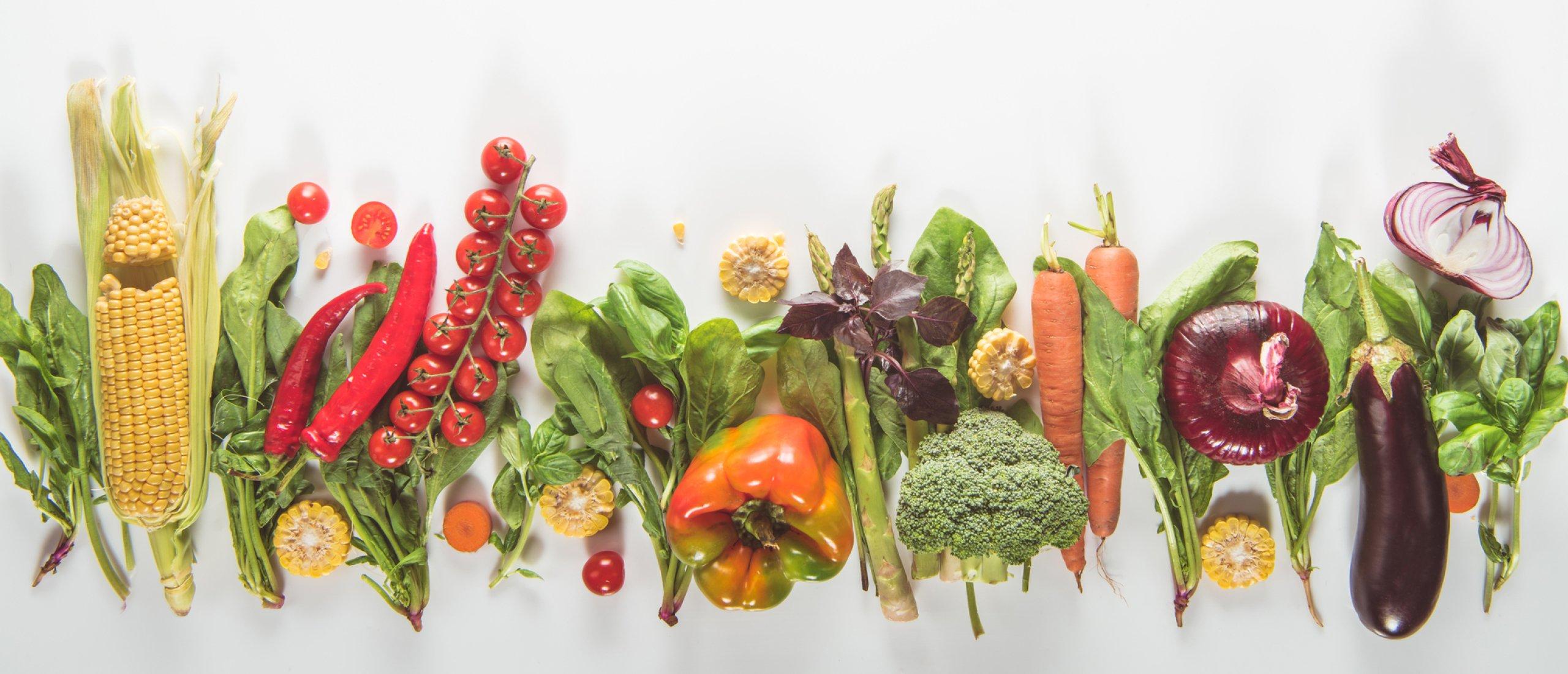 Goed voor je weerstand: tien groentesoorten boordevol vitamine C.