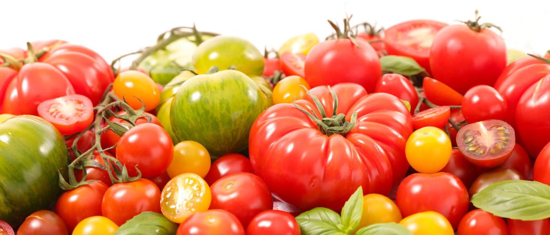 Warme tomaten met gezonde vetten; bijzonder goed voor je immuunsysteem