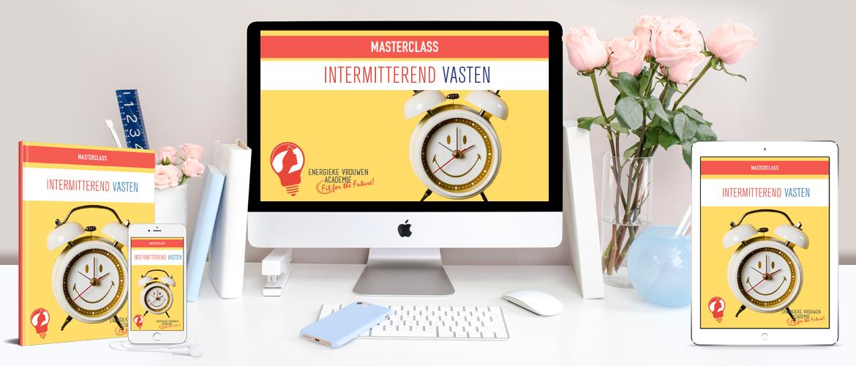 Masterclass Intermitterend Vasten: minder blijkt méér te zijn