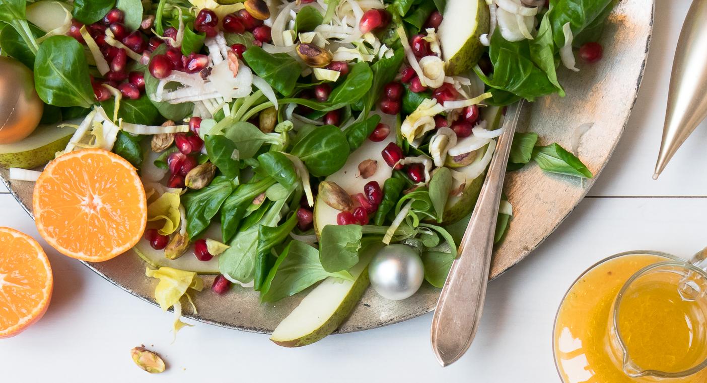 bijgerecht kerst salade