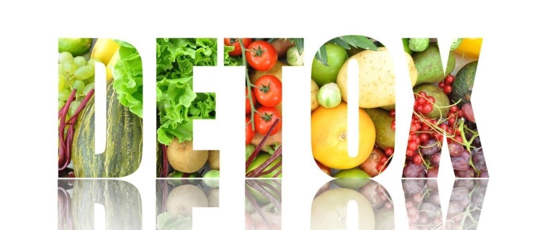 Veilig detoxen; o.a. omdat bewerkte voeding toxische stoffen kan bevatten