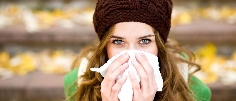 Griep of verkoudheid op komst? Help je lichaam een handje.