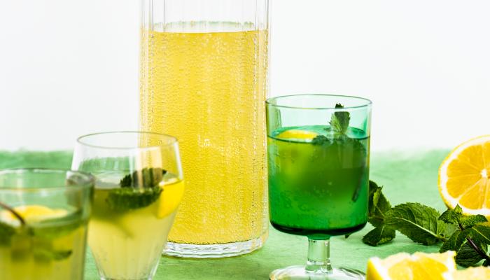 zomerdrankjes waterkefir