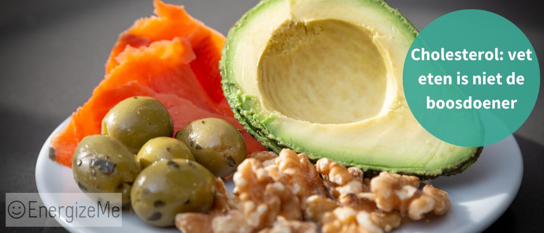 Cholesterol: vet eten is niet de boosdoener