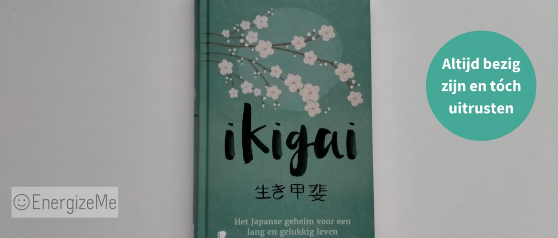 Altijd bezig zijn en tóch uitrusten – Recensie van het boek Ikigai