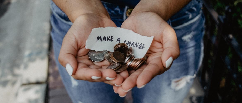 5 manieren om terug te geven met je merk