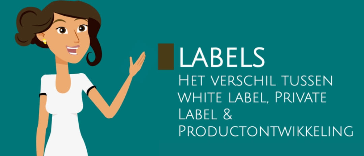 White label, private label of productontwikkeling?