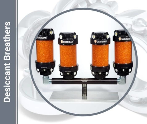 Desiccant Breathers and Adapters